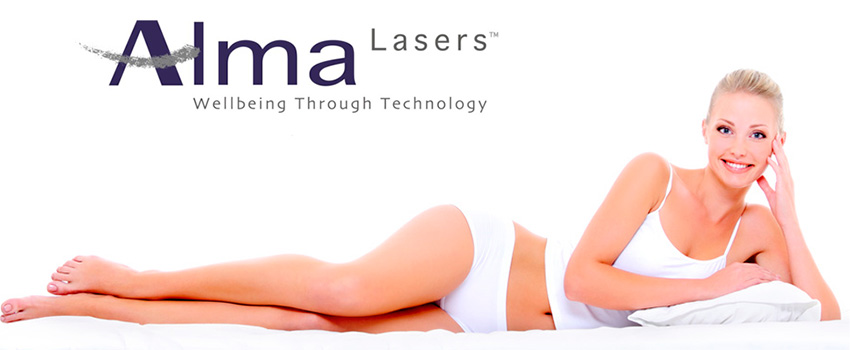 Ultrasuoni Alma Laser per ridurre la cellulite e gli accumuli adiposi presso Body Care Medical Division
